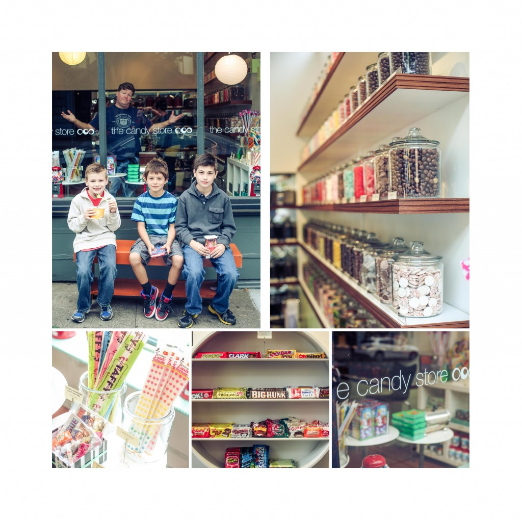 The Candy Store