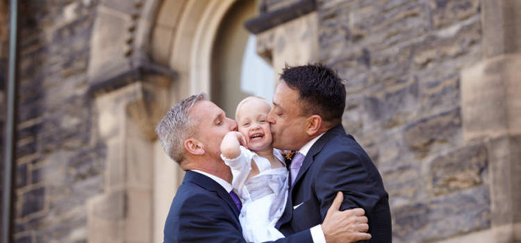 Carriage Before Marriage – A Man Marries His Babies' Daddy