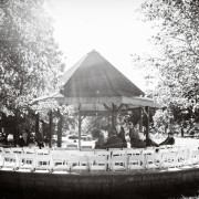 Garden and Gazebo Same-Sex Wedding in Kansas