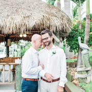 Beautiful Same Sex Wedding on the Waterfront in Port Saint Lucia
