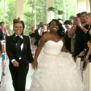 Joyful Same-Sex Wedding at the Ashton Gardens, Texas