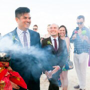 Destination Gay Wedding in Tulum, Mexico
