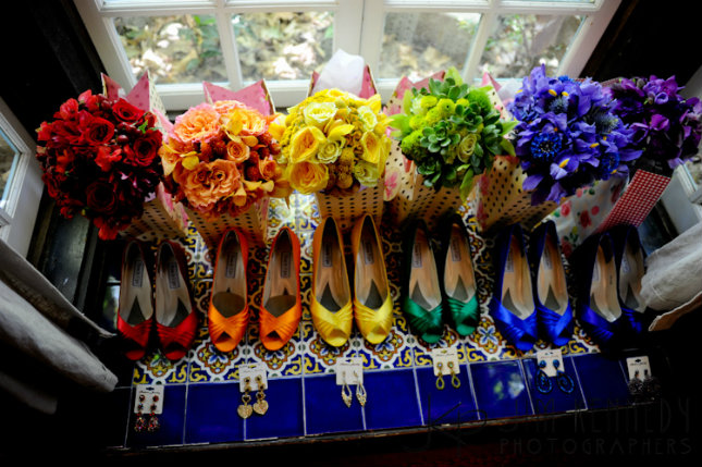26b900cabba Rainbow-Themed Wedding  10 Ways to Include Gay Pride in Your Day ...