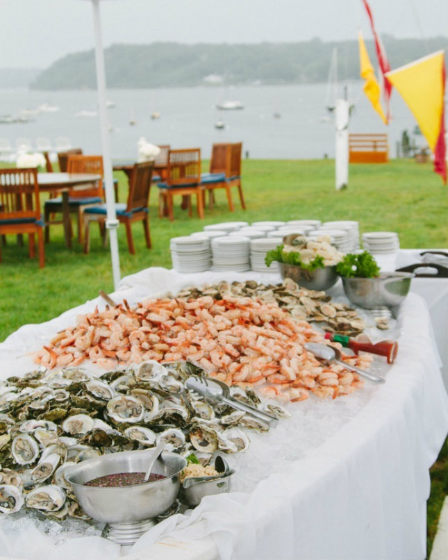Wedding Food Buffet Menus: Food Bars For Your Wedding Every Guest Will Love