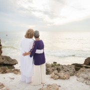 Two beautiful brides said YES in Florida