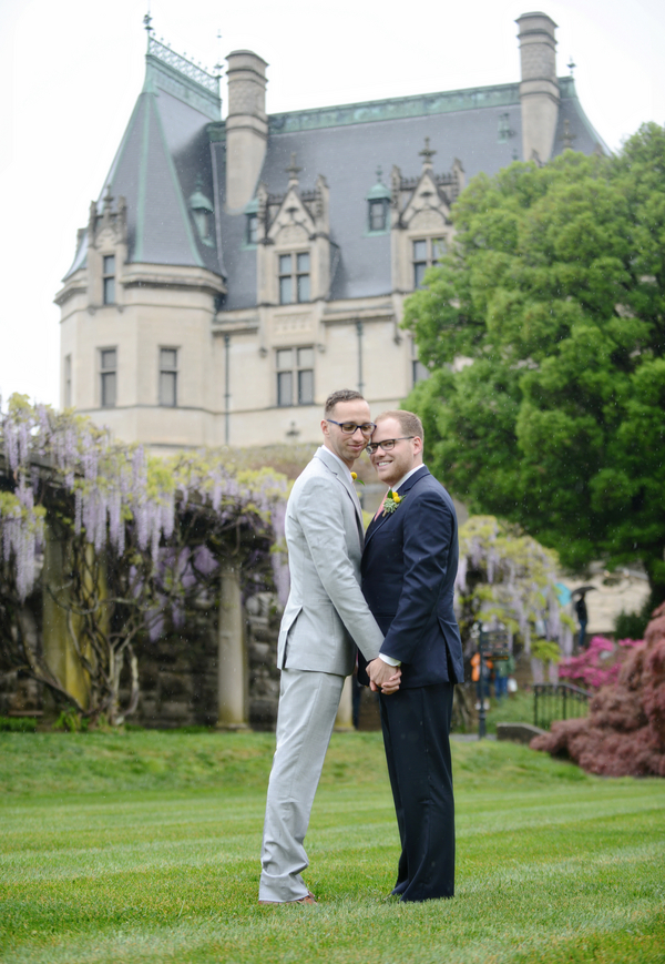 Wedding At The Biltmore Estate