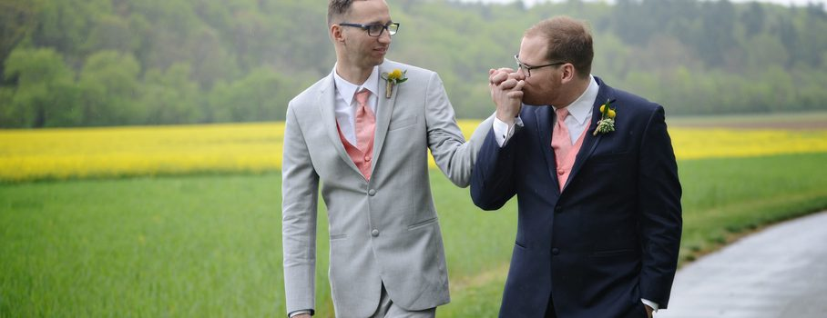 Gay Wedding at the Biltmore Estate