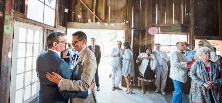 Sonoma County Gay Wedding