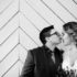 Intimate Holiday Wedding