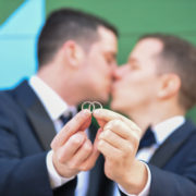 Downtown Chicago Gay Wedding