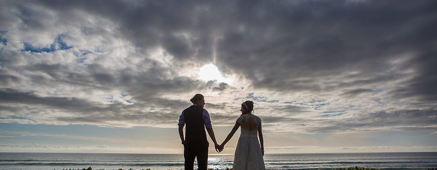 Tucson Couple Weds By The Sea