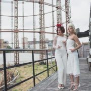 Luxury Bridal Jumpsuits and Two-pieces You'll LOVE!
