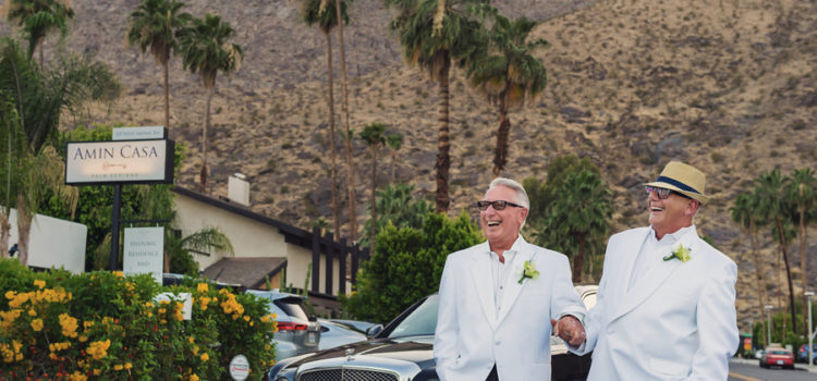 Gay Couple Marries After Being Together 32 Years
