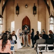 Intimate Chapel Ceremony