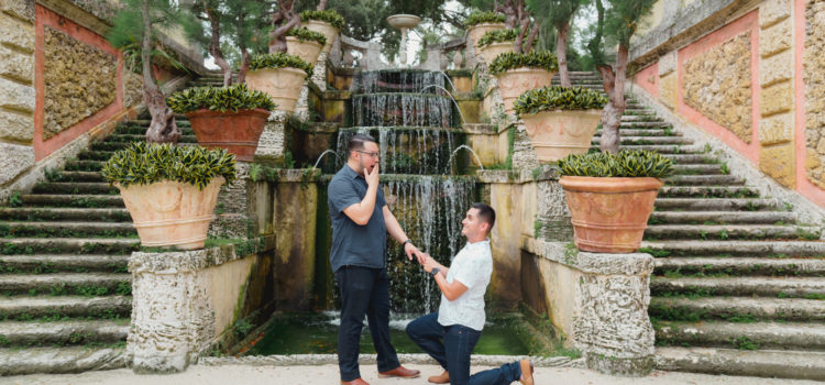 Kevin and Aaron Are Engaged!