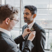 DIY Brooklyn Gay Wedding