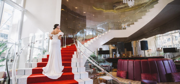The W Hollywood is Your Wedding Venue!