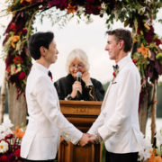 Moroccan Styled Gay Wedding