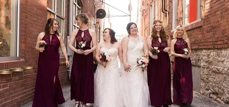 A Beautiful Kansas City Wedding Day