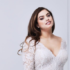 Stunning Plus Size Wedding Dress