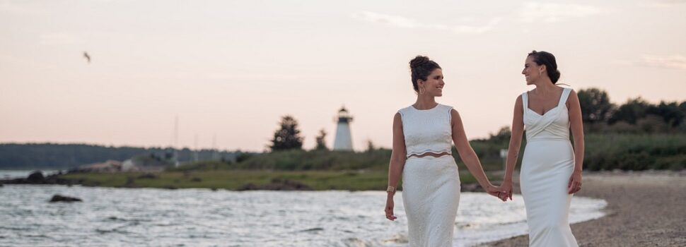 Private Residence Wedding in Cape Cod Massachusetts
