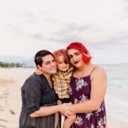 Family Photo Session in Hawaii