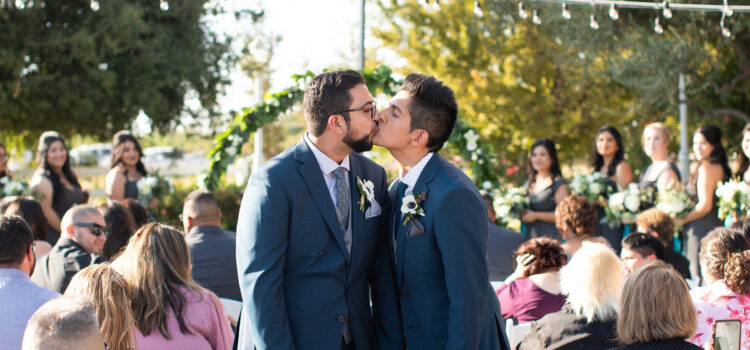 Marble and Metal Accented Wedding – Beautiful!
