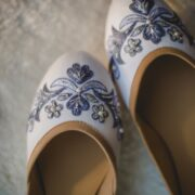 Handmade Sustainable Wedding Shoes