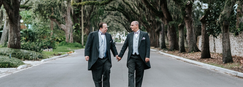 Mark and John Get Married