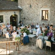 A Romantic French Country Wedding