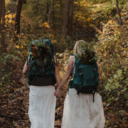 LGBTQ Adventure Elopement