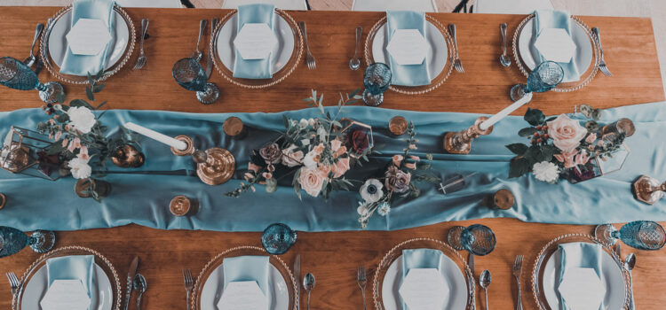 Tips for Your Modern Boho Coastal Wedding