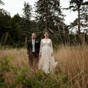 Intimate Transgender Wedding During COVID