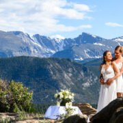 A Private Elopement in Rocky Mountain National Park